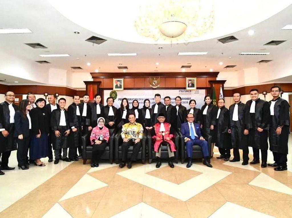 Para Advokat Diminta Bantu Rakyat Kecil untuk Dapat Keadilan