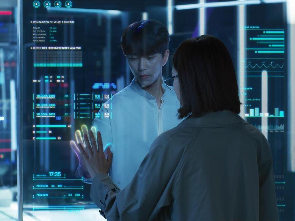 5 Drama Korea Futuristik-Romantis, Buat Teman Sahur Besok!