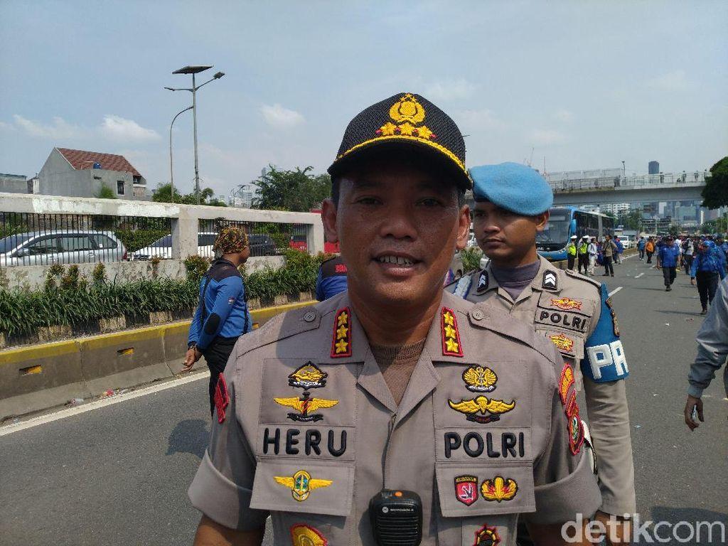 Ke Kantor Polisi, 4 Napi Asimilasi di Jakpus Tawarkan Diri Jadi Relawan