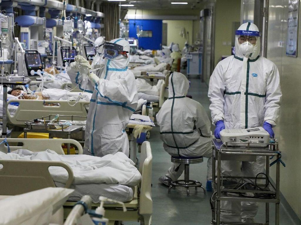 RI Perlu Waspadai Masuknya Virus Corona COVID-19 dari 135 Titik