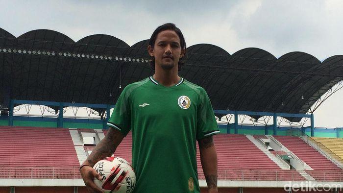 Irfan Bachdim gabung PSS Sleman dengan kontrak semusim