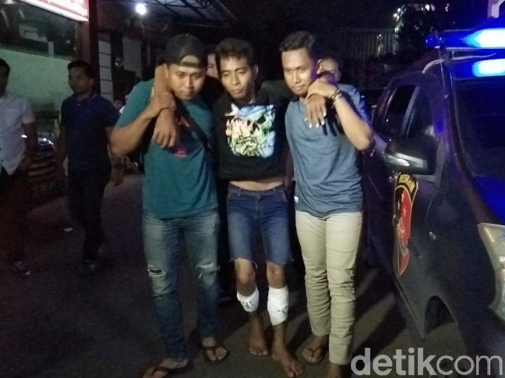 2 Pelaku Curanmor di Malang Tertangkap Setelah Dihadiahi Timah Panas