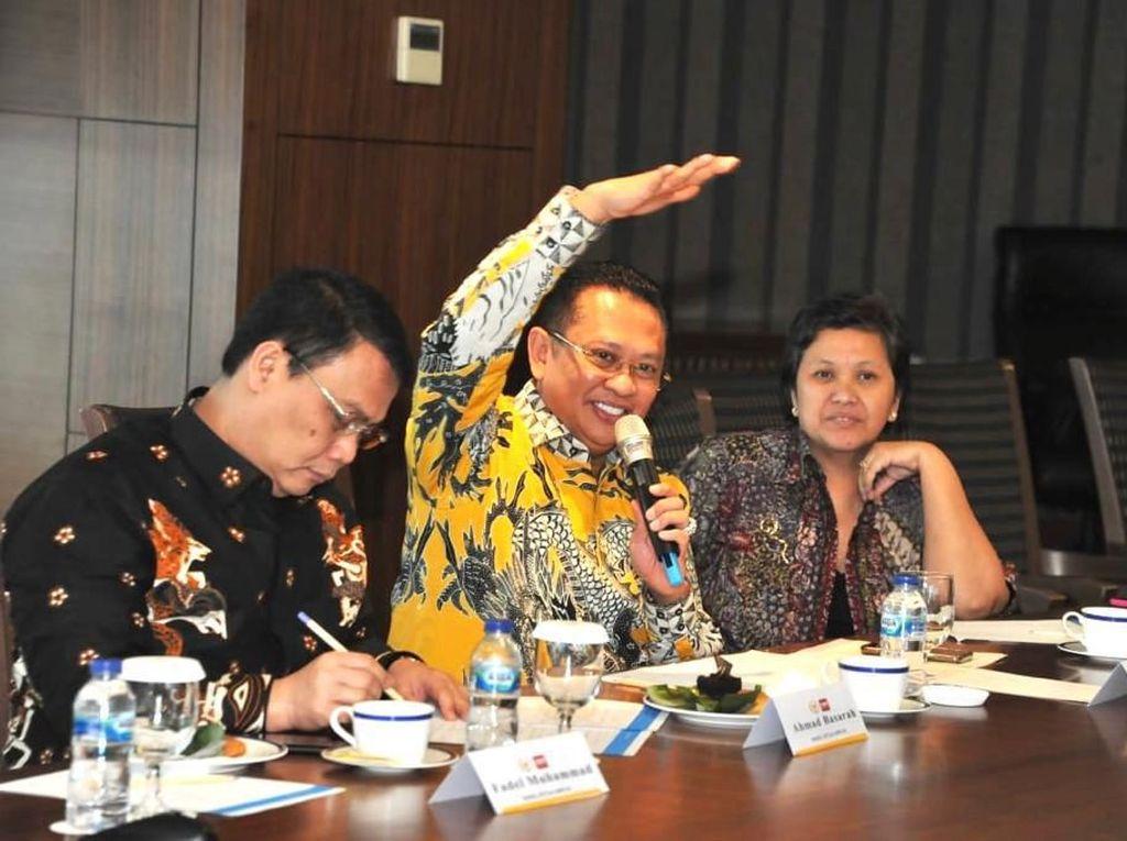 Ketua MPR: Pokok-Pokok Haluan Negara Perkuat Sistem Presidensial
