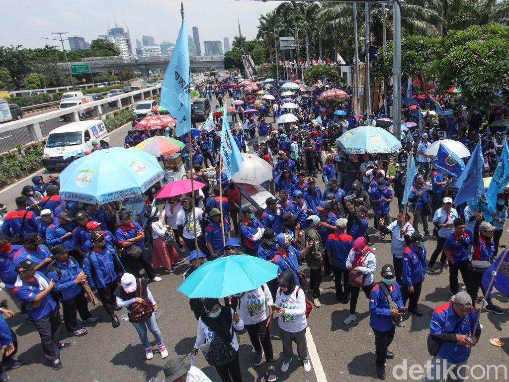 Jokowi Janji Buka 3 Juta Lapangan Kerja di Ibu Kota Negara Baru