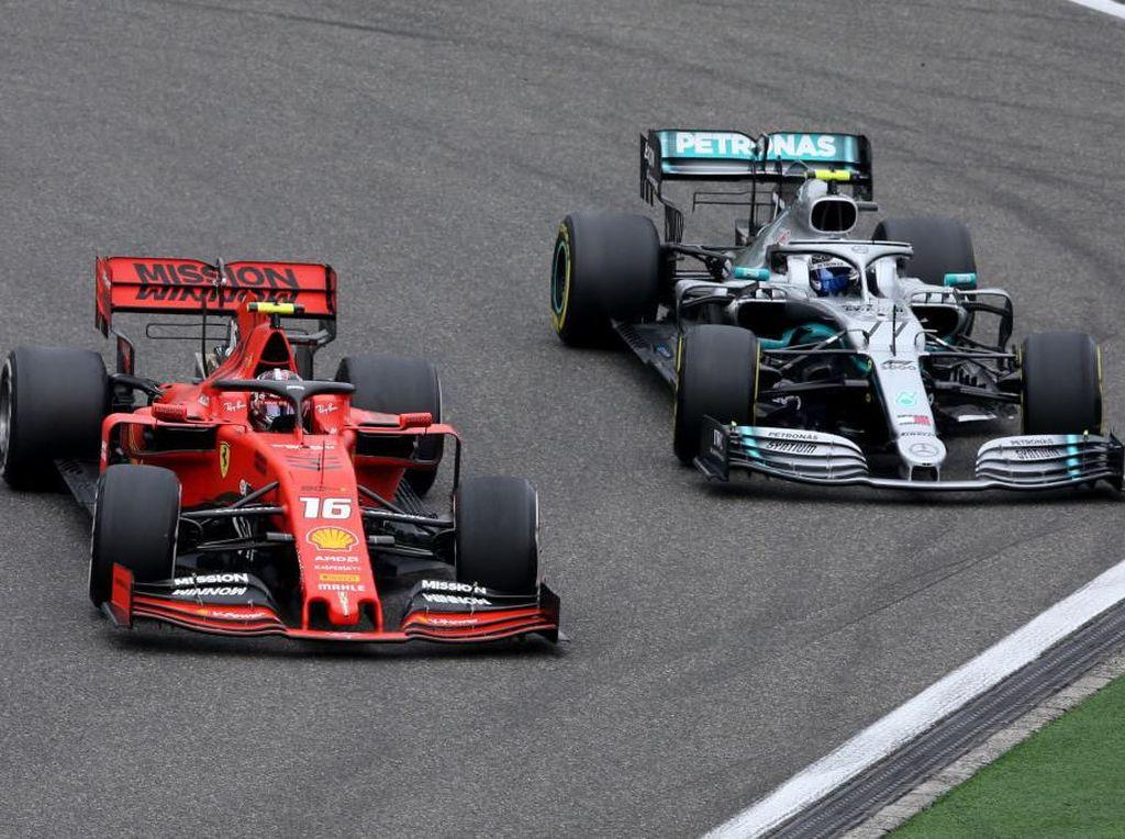 Virus Corona Masih Mengancam, Balapan F1 di China Batal?