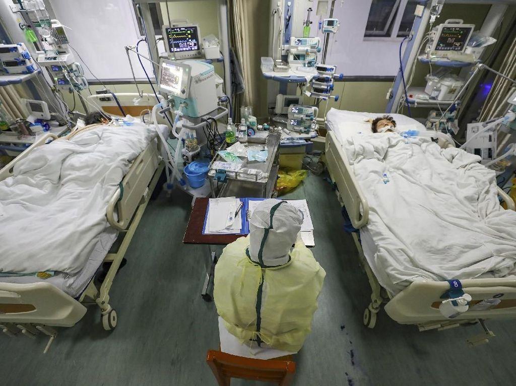 75 Ribu Orang Lebih Terinfeksi Corona, 14 Ribu Pasien Sembuh di China
