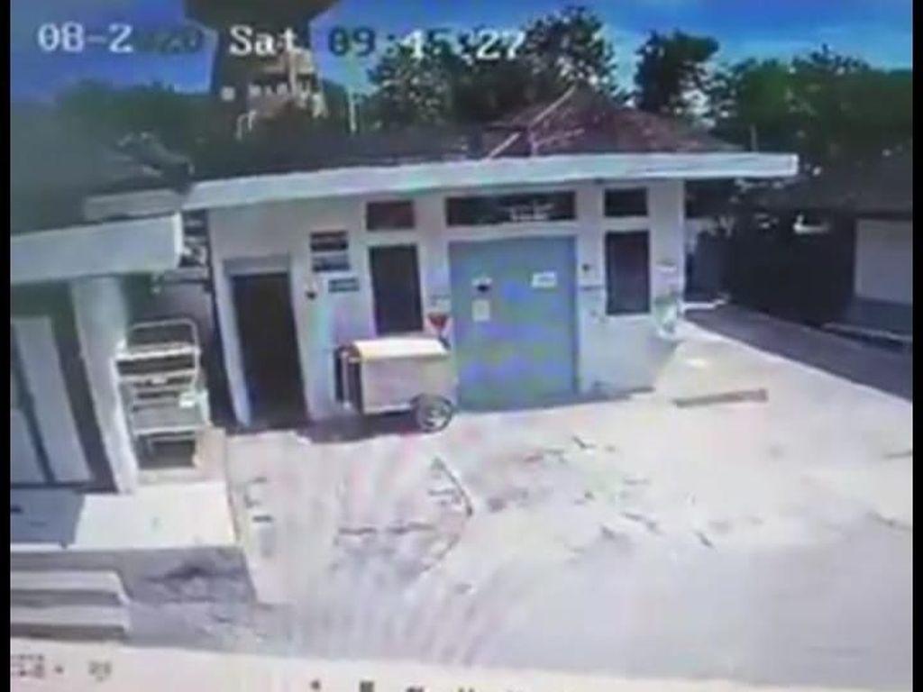 RS Gunungkidul Lacak Penyebar Video Gerobak Jalan Sendiri #rabuambyar