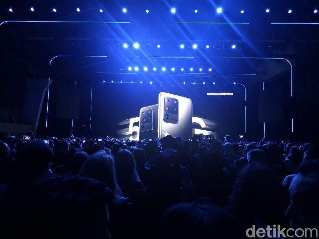 Harga dan Jadwal Pre-order Galaxy S20 di Indonesia