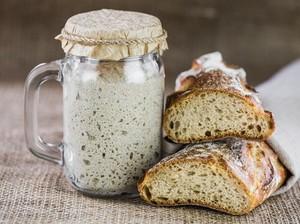 Apa Bisa Bikin Roti Sourdough Pakai Sperma Sebagai Ganti Ragi?