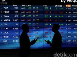 Indonesia Resesi, IHSG Menguat ke 5.199 di Jeda Siang