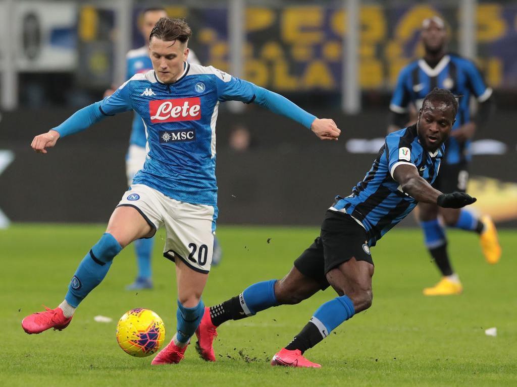 Manolas: Peluang Napoli dan Inter ke Final Coppa Italia Masih 50-50