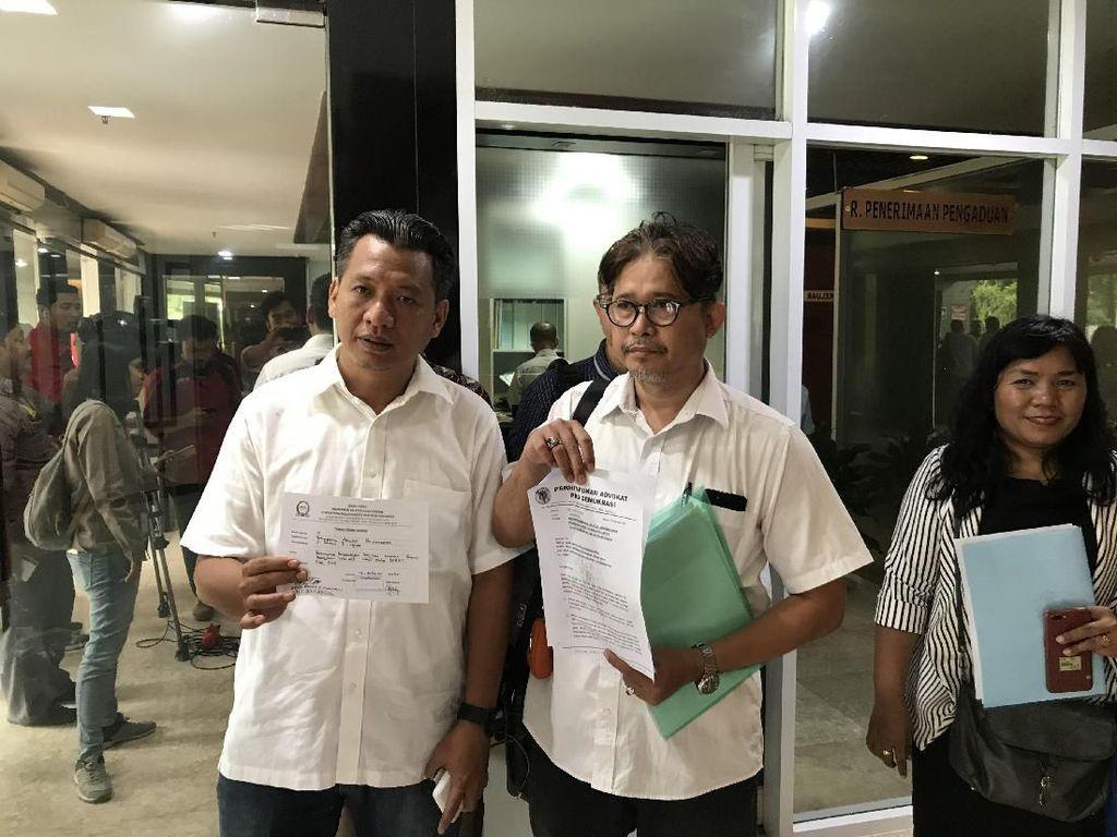Datangi MKD, Pelapor Bantah Arteria Dahlan soal Cabut Laporan Azis Syamsuddin