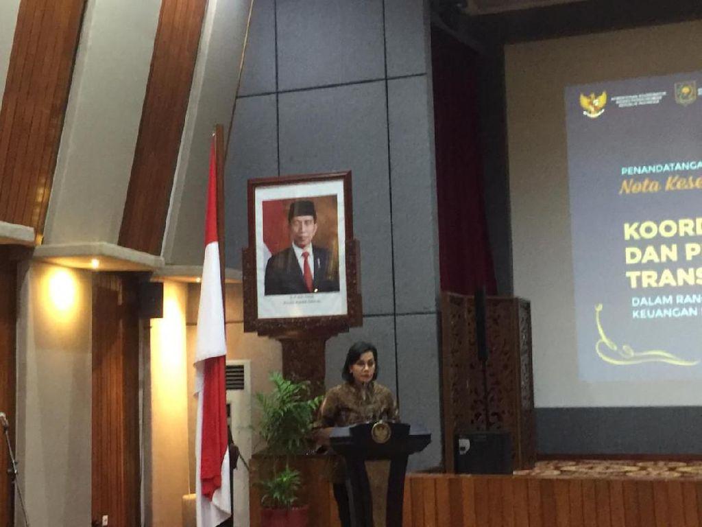 Pakai Pelacak Digital, Sri Mulyani Pelototi Langsung Pajak Daerah