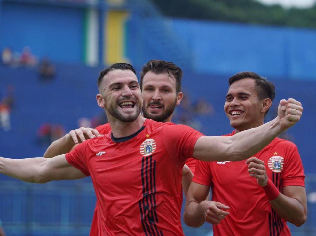 Jadwal Piala Gubernur Jatim: Arema FC Vs Persija Jakarta