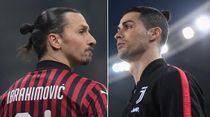 Ibrahimovic Vs Ronaldo dalam Angka