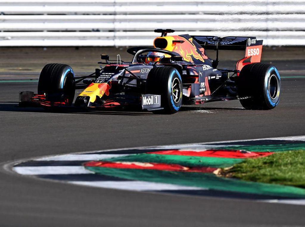 Resmi, Balapan F1 di China Ditunda Karena Virus Corona