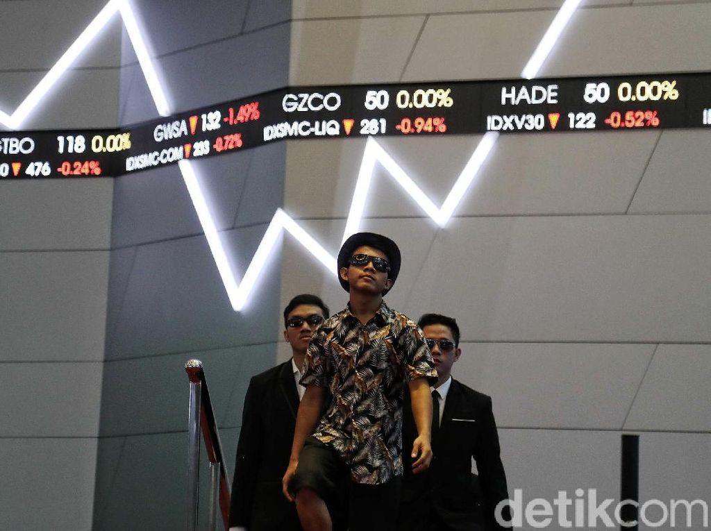Sepekan IHSG Naik 4,9%, Pasar Modal Sudah Sembuh dari Corona?