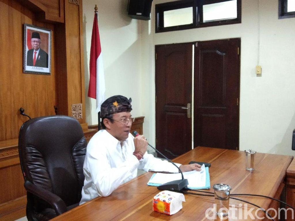 Dinkes Sebut Kecil Kemungkinan WN China Terinfeksi Virus Corona di Bali