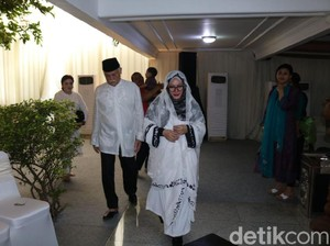 Cucu Soeharto Gelar Pengajian Jelang Nikahi Pramugari