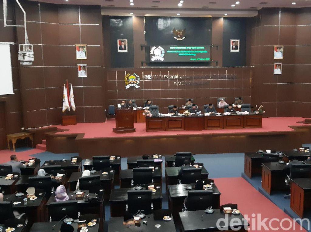 DPRD Kota Serang Resmi Bentuk Pansus Sengketa Aset