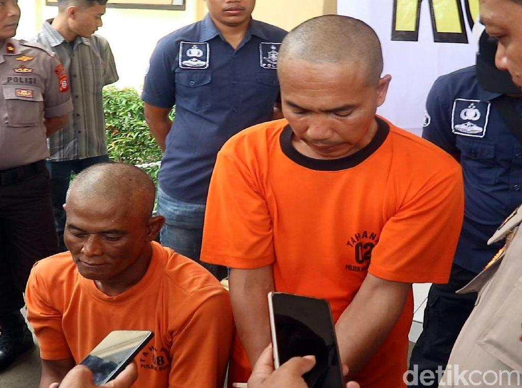 Pria Sukabumi Belanja Sabu dari Hasil Petik Motor
