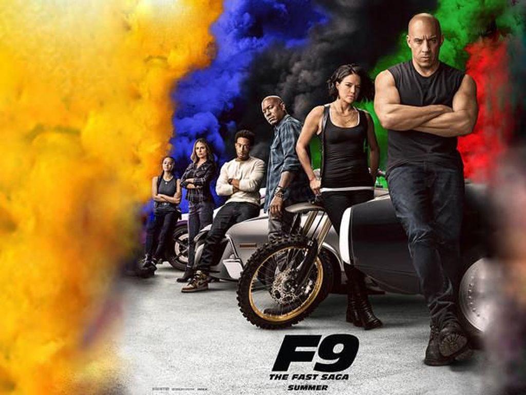 Vin Diesel soal Fast & Furious 9: Melampaui Ekspektasi