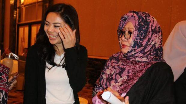 Gladi resik pernikahan cucu Soeharto Danny Rukmana dan Raiyah