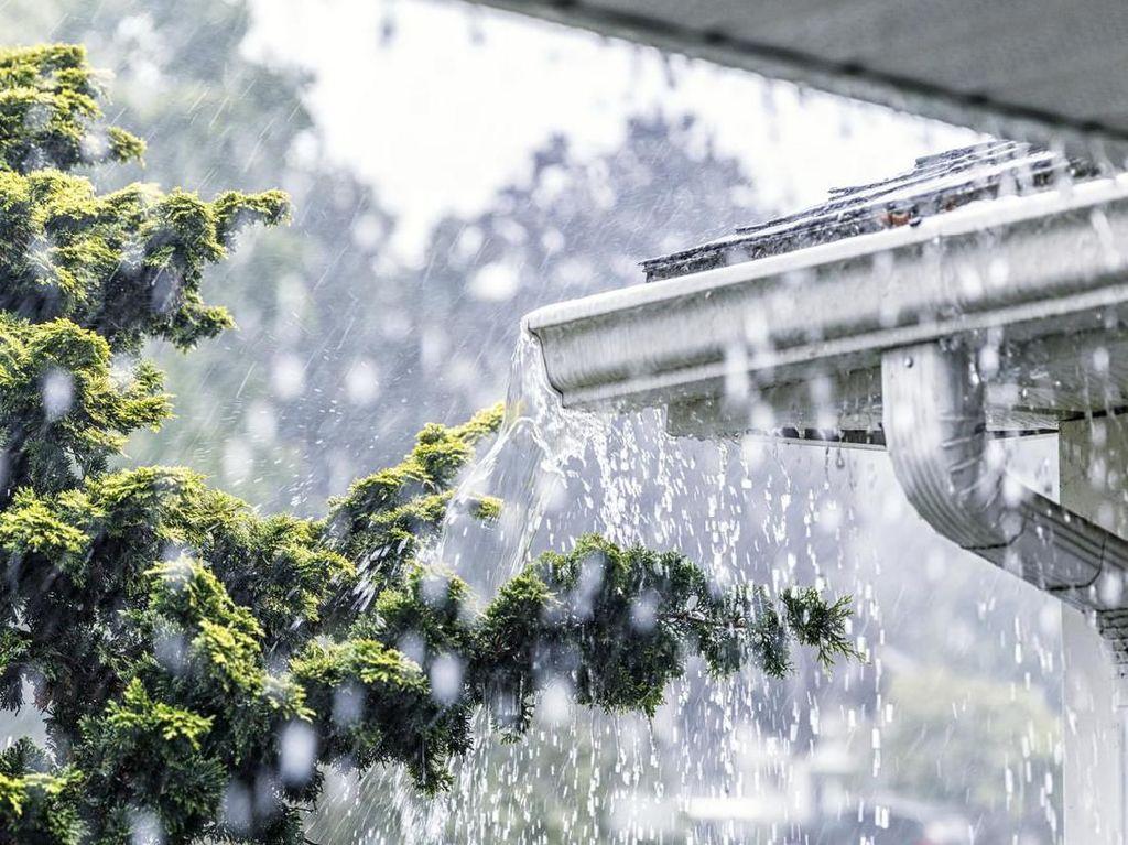 Prakiraan Cuaca DIY Hari Ini: Hujan Lebat Disertai Angin Kencang-Petir