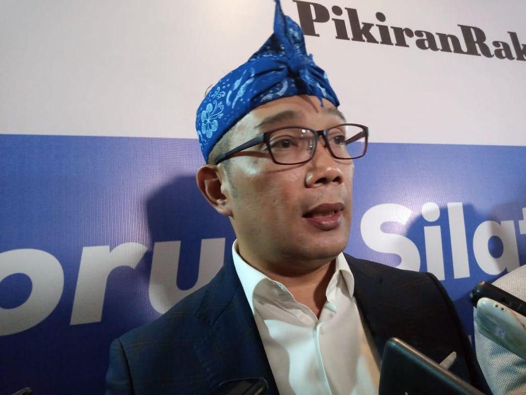 Hapus Stigma Negatif Cianjur, Ridwan Kamil: Biar Hidupnya Tenang dan Barokah