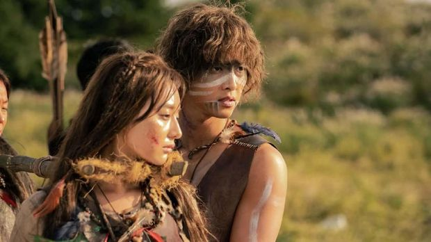Song Joong Ki & Kim  Ji Won di Arthdal Chronicles