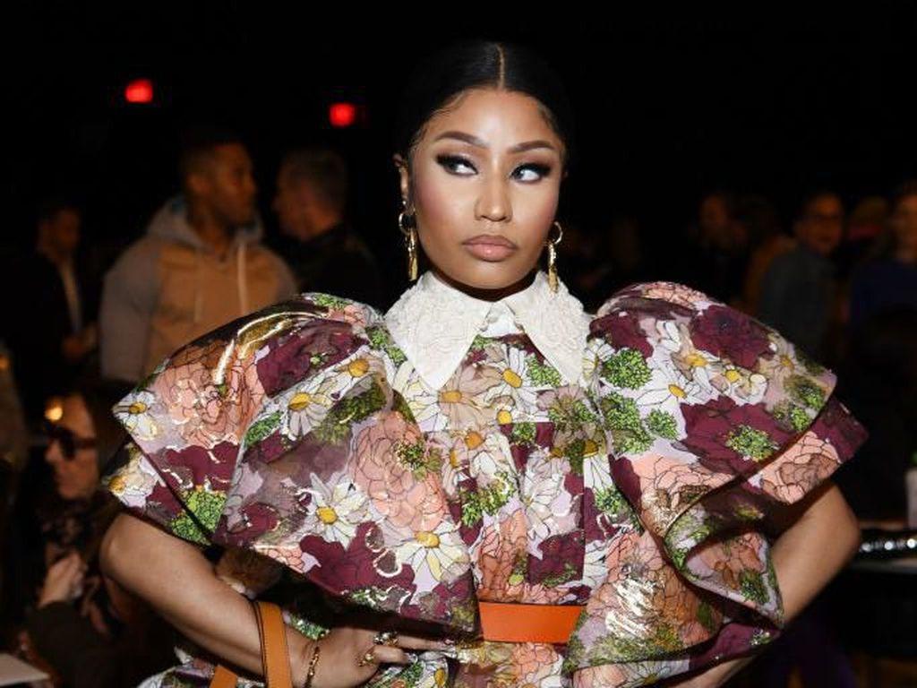 Nicki Minaj Dikabarkan Sudah Lahirkan Anak Pertama