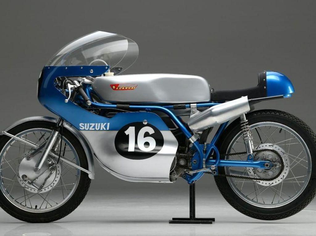 Cerita Motor 2 Tak yang Jadi Inspirasi Tim MotoGP Suzuki