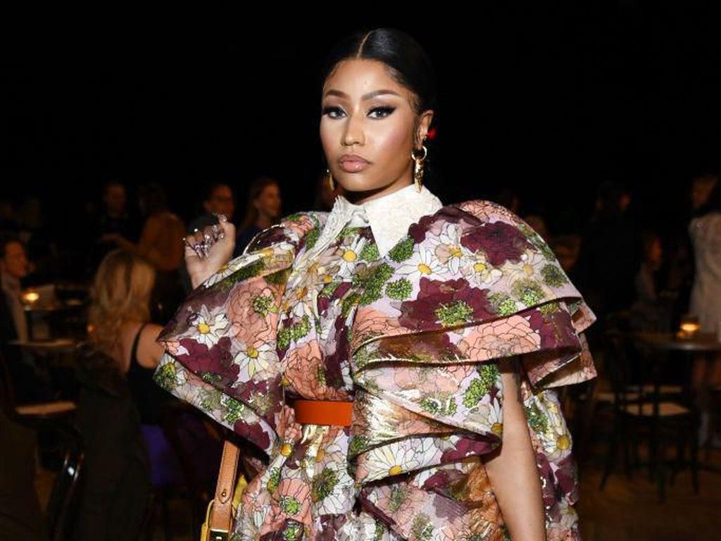 Kebahagiaan Nicki Minaj Umumkan Kehamilannya