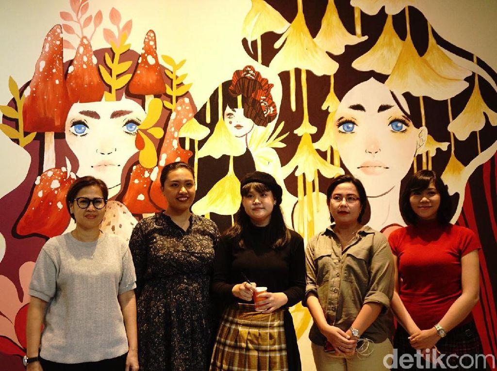 Liffi Wongso Persembahkan Pameran Tunggal Kedua di Jakarta