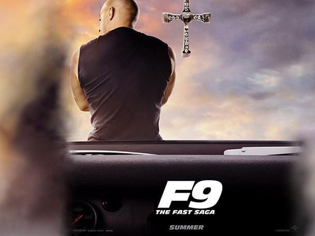 Fast and Furious 9 Hadirkan Pertarungan Toretto Bersaudara