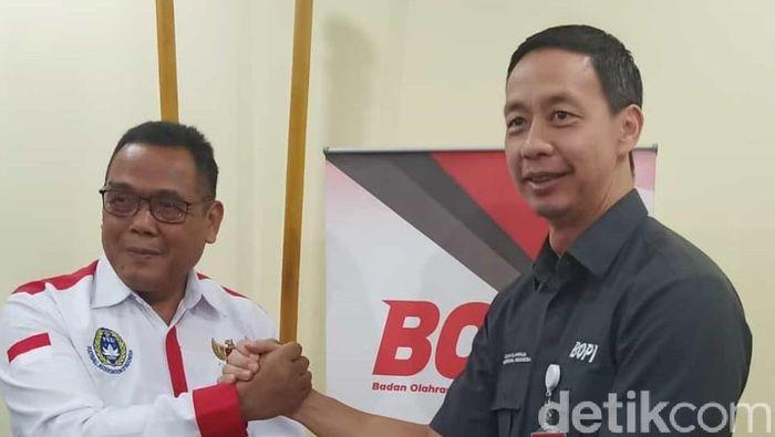PT Liga Indonesia Baru bertemu dengan BOPI