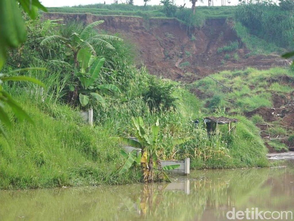 PVMBG Teliti Genangan Air di Dekat Lokasi Longsor Tol Purbaleunyi