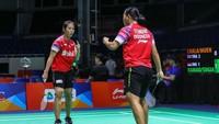 Taklukkan Ganda Irlandia, Siti/Ribka Lolos ke 16 Besar French Open