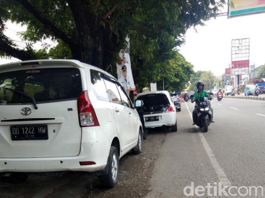 Premanisme di Pasar Sentral-Butung Makassar, Parkir Mobil Tembus Rp 50 Ribu