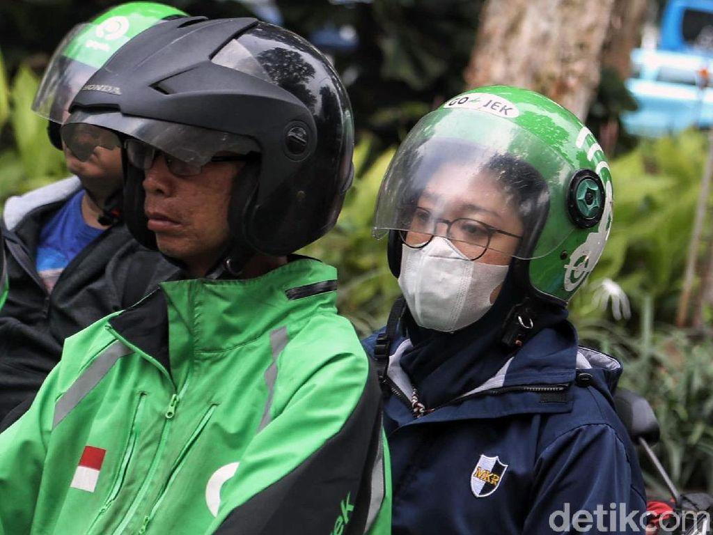 Terpopuler Sepekan: Masker Terbaik untuk Bikers Tangkal Virus Corona
