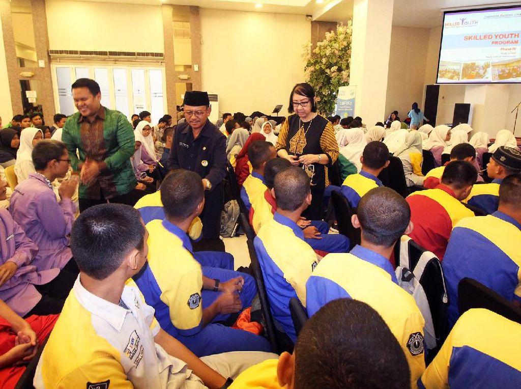 Tingkatkan Kemandirian Finansial Generasi Muda di Bekasi