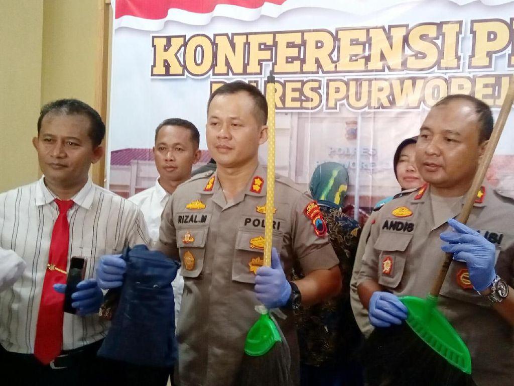 3 Penyiksa Siswi SMP Purworejo Jadi Tersangka, Polisi Sita Sapu dan HP