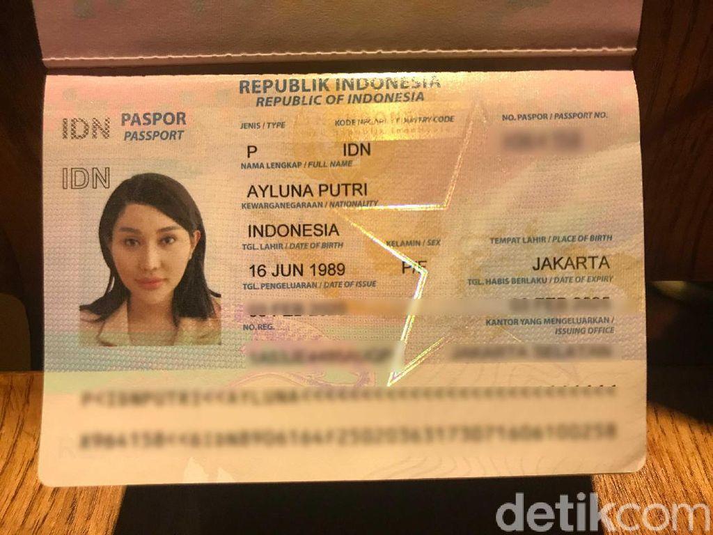 Penjelasan Polisi soal Jenis Kelamin di KTP dan Paspor Lucinta Luna Beda
