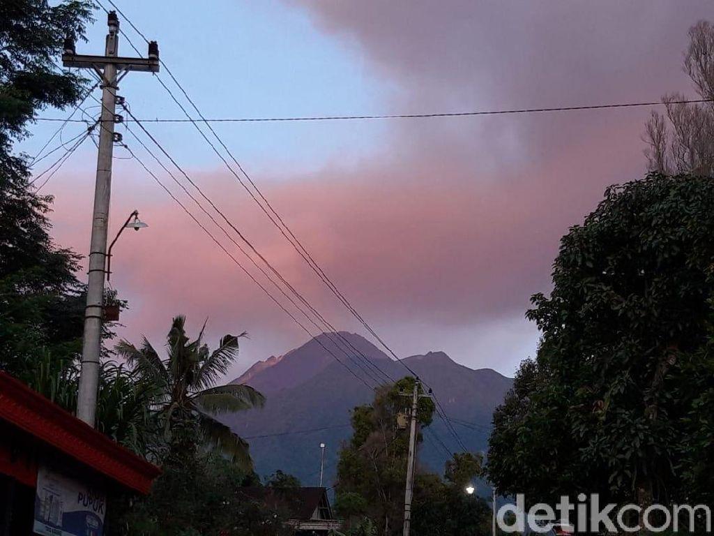 Gunung Merapi Erupsi, #merapi Puncaki Trending Topic Twitter