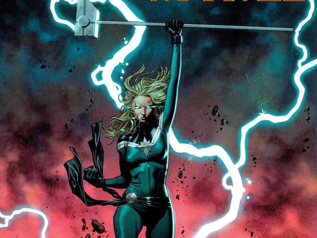 Marvel Umumkan 5 Komik yang Paling Dinanti