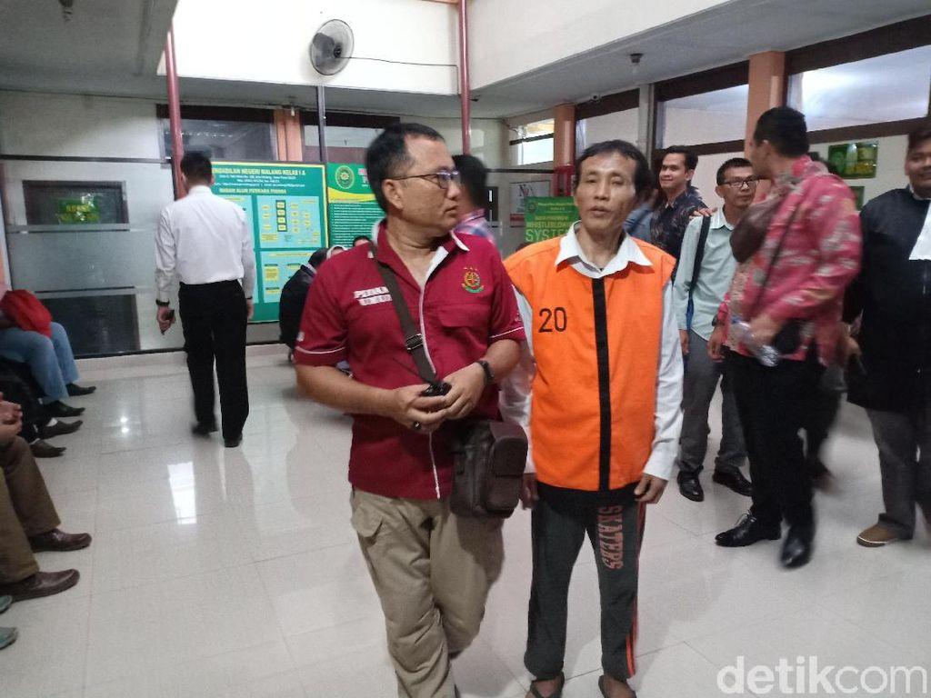 Banding Ditolak, Sugeng Pemutilasi Asal Malang Tetap Dibui 20 Tahun