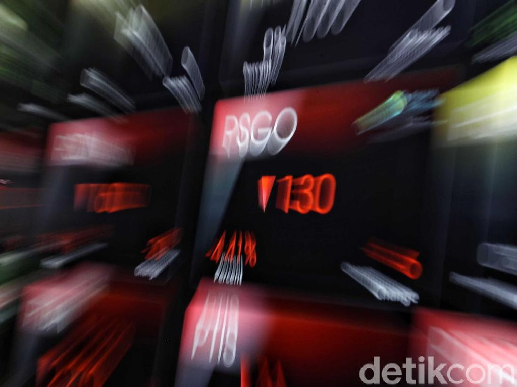 Stagnan, IHSG Dibuka di Level 5.110