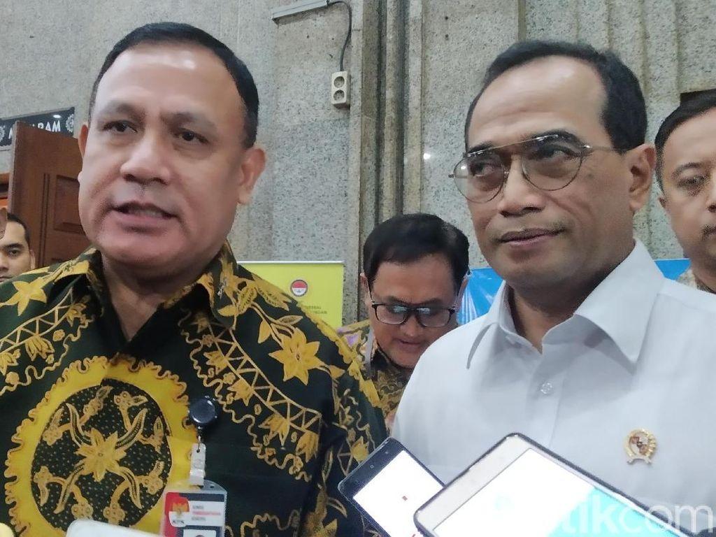 Buron Nurhadi Disebut Berpindah-pindah Masjid, Ketua KPK: Kami Kejar!