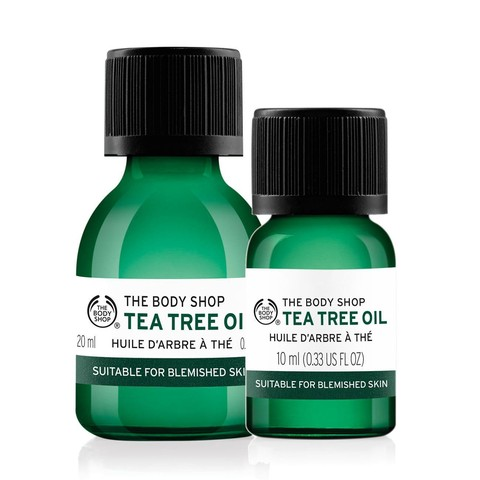 Jerawat Parah Semvuh Demgan Tea Tree Oil