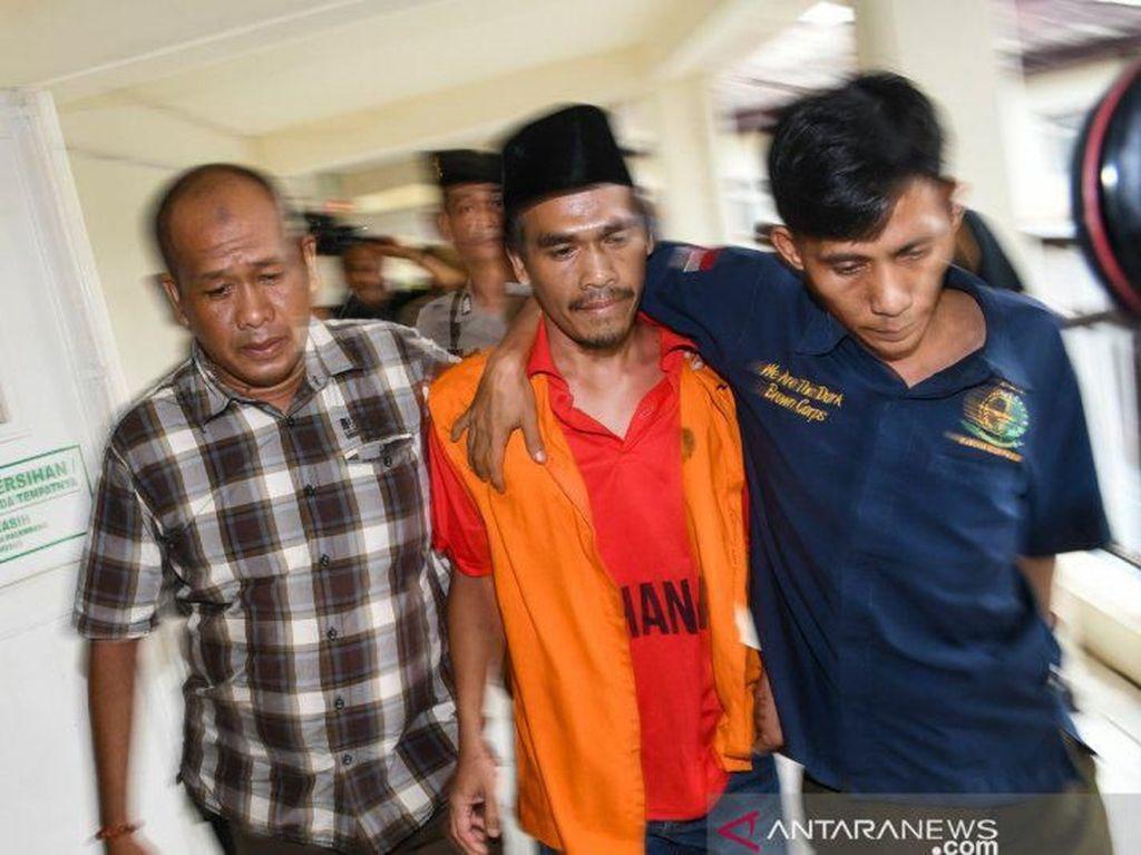 Tok! Otak Pembunuh Sopir Taksi Online di Palembang Divonis Mati